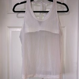 Lululemon Tank Top White